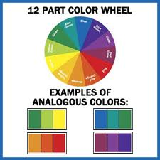 Complimentary and analogous color assignment mrs - Analogous color scheme definition ...
